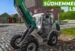 LS17: SÜDHEMMERN #34: Stroh auf dem Hof abkippen! | LANDWIRTSCHAFTS-SIMULATOR 2017