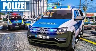 VW Amarok und illegale ROCKERPARTY! | Achtung: POLIZEI #14 GTA V LSPDFR deutsch