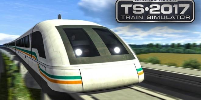 TRAIN SIMULATOR 2017 #38: Unterwegs mit dem TRANSRAPID in Shanghai!
