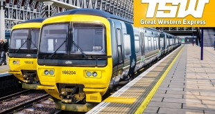 TRAIN SIM WORLD: Great Western Express #4 – Die Class 166 und ihre Details