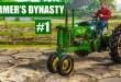 FARMERS DYNASTY #1: John Deere geschenkt? | Preview Gameplay der Landwirtschaftssimulation! deutsch