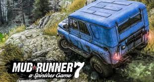 SPINTIRES MUDRUNNER #7: Auf zur OMA! | Offroad Simulation deutsch