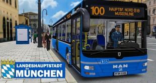 OMSI 2: Landeshauptstadt München #1 – MUSEENLINIE 100 mit dem MAN Lion's City A37   BUS-SIMULATOR
