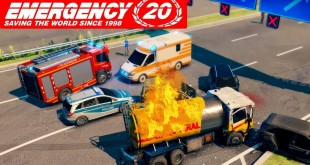 EMERGENCY 20 #3: MASSENKARAMBOLAGE mit Kerosin-Transporter! | Rettungs-Simulation Gameplay