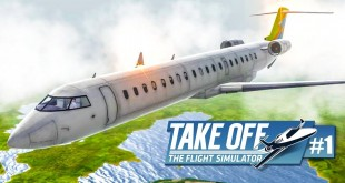 Take Off – The Flight Simulator #1 – Die erste eigene Maschine! | Flug Simulator