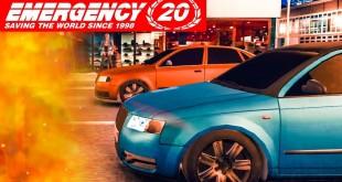 EMERGENCY 20 #1: Illegales Straßenrennen mit schweren Folgen! | Rettungs-Simulation Gameplay