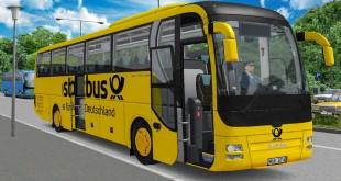 OMSI 2: Mit dem REISEBUS MAN Lion's Coach als Postbus durch Steinkirchen