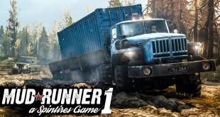 SPINTIRES MUDRUNNER #1: Durch Dreck und Schlamm mit großen Trucks! Offroad Simulation deutsch