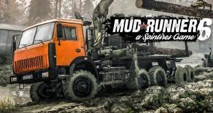SPINTIRES MUDRUNNER #6: Mit dem TANKER durch den Fluss! | Offroad Simulation deutsch