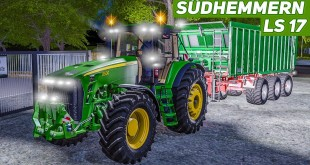 LS17: SÜDHEMMERN #56: Wasch-Tag in Südhemmern! | LANDWIRTSCHAFTS-SIMULATOR 2017