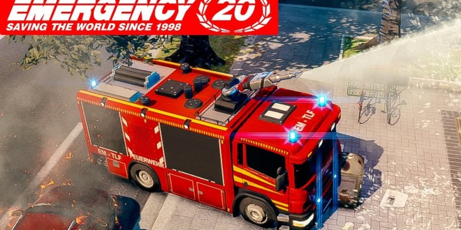 EMERGENCY 20 #2: Ein BRANDSTIFTER zündet die Stadt an! | Rettungs-Simulation Gameplay