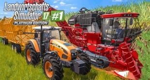 LS 17 PLATINUM Edition #1: Südamerika erkunden und ZUCKERROHR anbauen! LANDWIRTSCHAFTS-SIMULATOR 17