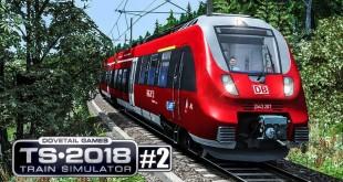 TRAIN SIMULATOR 2018 #2: Schwere Betriebsfehler! | Eisenbahn Simulator