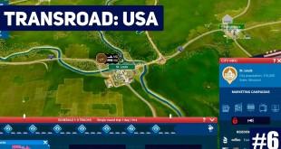TRANSROAD: USA #6: Die Kassen sind voll! LKW und Logistik Simulator Gameplay deutsch