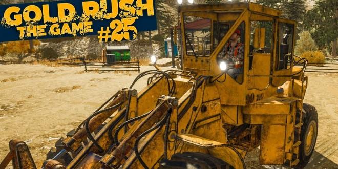 GOLD RUSH: The Game #25: Krise auf dem Claim!   GOLDGRÄBER SIMULATOR
