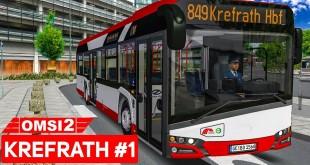 OMSI 2: In KREFRATH mit dem SOLARIS Urbino 12 IV #1 – Die merkwürdige Busgeschichte auf der 849