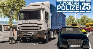 LKW fährt in STAUENDE! AUTOBAHNPOLIZEI-SIMULATOR 2 #25   Autobahn Police Simulator 2 deutsch