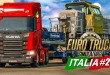 EURO TRUCK SIMULATOR 2: ITALIA! #2: Mit Schwerlast durch Italien! I ETS 2 Italien deutsch