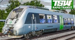 TRAIN SIM WORLD Rapid Transit #3: Von Bitterfeld Richtung Leipzig   TSW deutsch