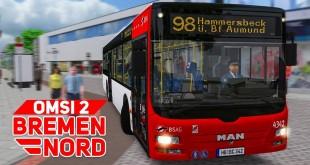 OMSI 2: BREMEN NORD #3: Der MAN Lion's City A37 mit modernem IBIS! | BUS-SIMULATOR