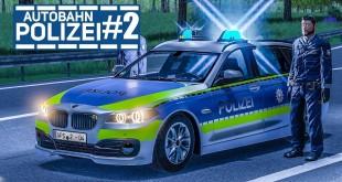 AUTOBAHNPOLIZEI-SIMULATOR 2 #2: Fahrzeugkontrolle bei Nacht!   Autobahn Police Simulator 2 deutsch
