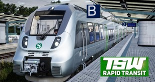 TRAIN SIM WORLD Rapid Transit #2: Mit der S-BAHN S2 durch den Citytunnel in Leipzig!  | TSW deutsch