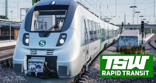 TSW: RAPID TRANSIT #1: Der Talent 2 als S-BAHN S2 in Leipzig! | TRAIN SIM WORLD deutsch