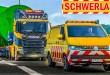 SPEZIALTRANSPORT mit Begleitfahrzeug! | Euro Truck Simulator Special Transport DLC deutsch #1
