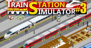 TRAIN STATION SIMULATOR #3: Mit U-Bahn-Station! | Bahnhof Simulator