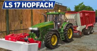 LS17 HOPFACH #9: Der GIGA.de-Abschreib-Skandal! | LANDWIRTSCHAFTS-SIMULATOR 2017