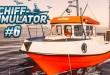 SCHIFF SIMULATOR #6: Ein neues Boot mit Netzen! | Fishing Barents Sea Preview deutsch