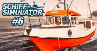 SCHIFF SIMULATOR #6: Ein neues Boot mit Netzen! | Fishing Barents Sea Preview deutsch