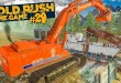 GOLD RUSH: The Game #29: Aufbau der XXL-Goldwaschmaschine! | GOLDGRÄBER SIMULATOR