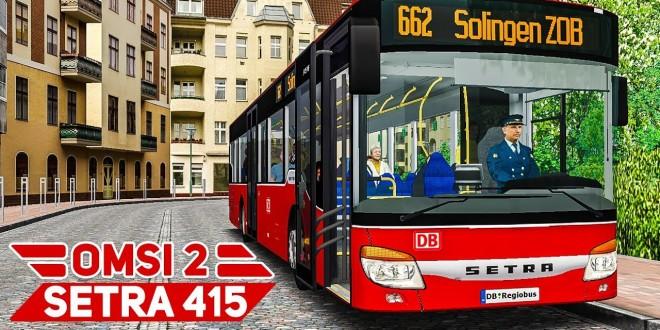 OMSI 2: Mit dem SETRA 415 NF in Liestal V2 #2: Ungeplanter Halt am Betriebshof! | BUS-SIMULATOR