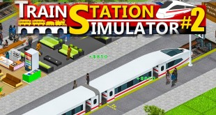 TRAIN STATION SIMULATOR #2: Das dritte Gleis! | Bahnhof Simulator