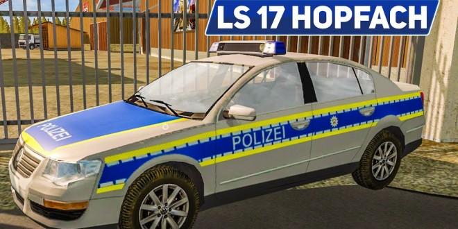 LS17 HOPFACH #29: Die POLIZEI ermittelt! | LANDWIRTSCHAFTS-SIMULATOR 2017