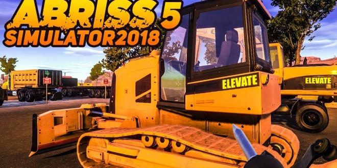 ABRISS SIMULATOR 2018 #5: Hütte mit Bulldozer einreißen! | Demolish and Build 2018 Beta deutsch