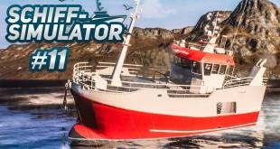 SCHIFF SIMULATOR #11: Ein neues größeres Schiff! | Fishing Barents Sea Preview deutsch