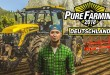 PURE FARMING 2018 #7: Der XXL-Pflug am JCP-Traktor! | Preview Gameplay deutsch