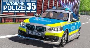UPDATE und ignoranter LKW-Fahrer! AUTOBAHNPOLIZEI-SIMULATOR 2 #35   Police Simulator 2 deutsch