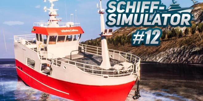 SCHIFF SIMULATOR #12: Aufrüsten des Schiffs! | Fishing Barents Sea Preview deutsch