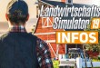 LS19: Infos zu Grafik, Marken, Tieren, Karten und mehr vom LANDWIRTSCHAFTS SIMULATOR 19!