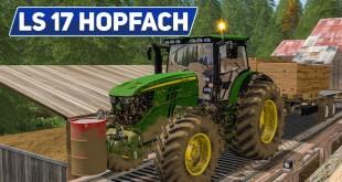 LS17 HOPFACH #20: Forstarbeiten am Sägewerk! | LANDWIRTSCHAFTS-SIMULATOR 2017