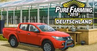 PURE FARMING 2018 #6: GEWÄCHSHAUS und Hasen auf der Deutschland Map! | Preview Gameplay deutsch