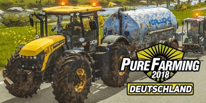 PURE FARMING 2018 #8: HASENSTÄLLE gebaut! | Preview Gameplay deutsch