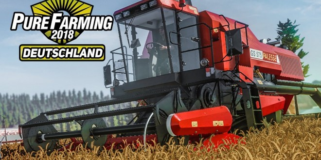 PURE FARMING 2018 #14: Der RAPS ist erntereif! | Preview Gameplay deutsch