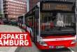OMSI 2: Der 4-Türer Gelenkbus auf der 111 in Hamburg! | OMSI Hamburger Buspaket #3 | Bus-Simulator