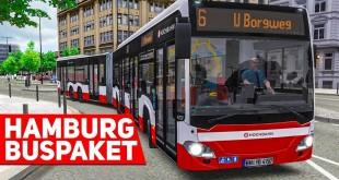 OMSI 2: Der Capacity L aus dem Hamburger Buspaket! | OMSI Citaro Buspaket #1 | Bus-Simulator