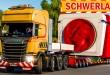 Spezialtransport: Schwere Maschine auf dem LKW! | ETS 2 Special Transport DLC deutsch #9