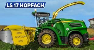 LS17 HOPFACH #44: Neuer Häcksler! | LANDWIRTSCHAFTS-SIMULATOR 2017